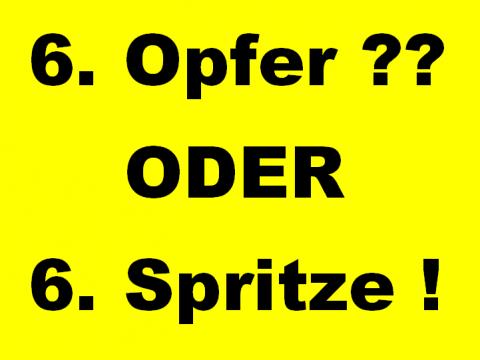 Mädchen Spritze Gelsenkirchen, geistiger Kurzschluss der Nation (Polizei, Experten, Medien, etc.